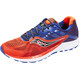 saucony Ride 10 Running Shoes Men orange/blue
